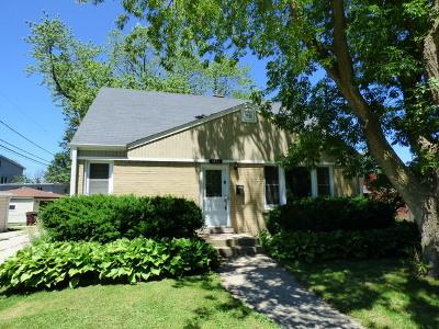 Skokie Single Family Home For Sale: 5416 Conrad Street