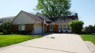Buffalo Grove Single Family Home For Sale: 1155 Thompson Boulevard