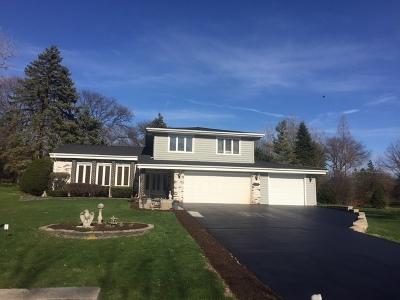 Downers Grove Single Family Home Price Change: 3939 Morton Avenue