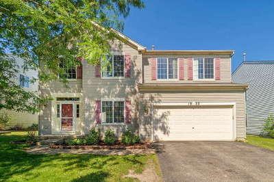 Aurora Single Family Home For Sale: 1933 Royal Lane