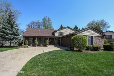 Arlington Heights Single Family Home For Sale: 904 East Hackberry Drive