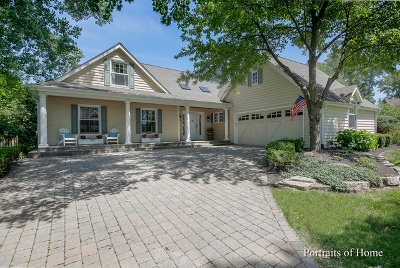 Wheaton Single Family Home For Sale: 2065 Chatham Drive