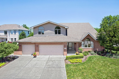Orland Park Single Family Home Contingent: 11732 Bolton Lane