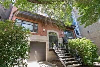 Condo/Townhouse For Sale: 1122 West Armitage Avenue #101