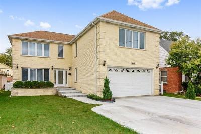 Arlington Heights Single Family Home For Sale: 444 South Arlington Heights Road