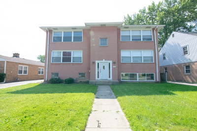 Palatine Multi Family Home For Sale: 152 South Plum Grove Road