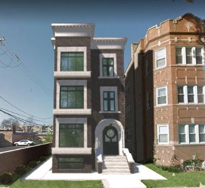 Multi Family Home Price Change: 6414 North Francisco Avenue