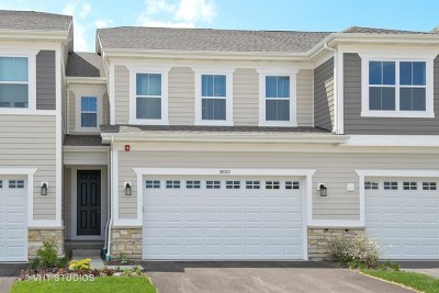 Northbrook Condo/Townhouse For Sale: 3831 Provenance Way