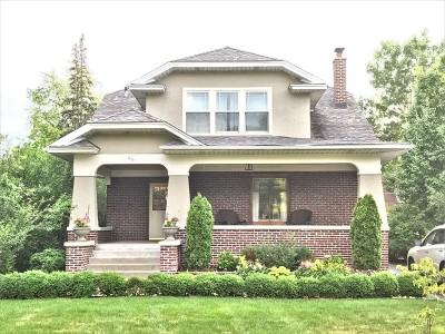 Riverside Single Family Home Contingent: 96 North Delaplaine Road