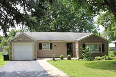 Oswego Single Family Home Contingent: 117 Polk Street