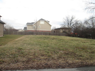 Palos Hills Residential Lots & Land For Sale: 10051 South 80th Court