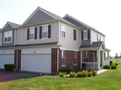 Joliet Condo/Townhouse Re-Activated: 8525 Sawyer Court