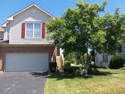 St. Charles Condo/Townhouse For Sale: 816 Riding Lane