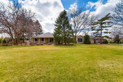 Glen Ellyn Single Family Home For Sale: 22w767 Ahlstrand Road
