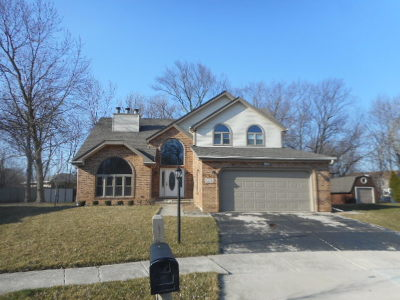 Oak Forest Single Family Home Contingent: 5235 Diane Court