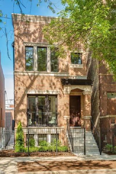 Single Family Home For Sale: 1614 North Winchester Avenue