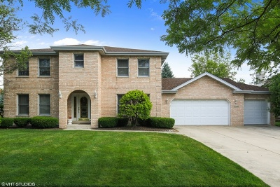 Tinley Park Single Family Home Price Change: 9306 175th Street