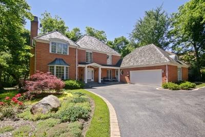 Highland Park Single Family Home For Sale: 190 Linden Park Place