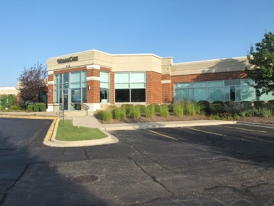 Schaumburg Commercial For Sale: 814 East Woodfield Road