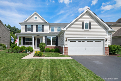 Huntley Single Family Home For Sale: 9480 Farley Drive