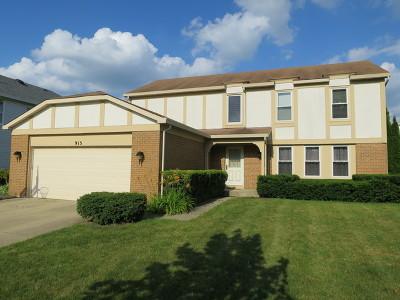 Buffalo Grove Single Family Home For Sale: 915 Hobson Drive