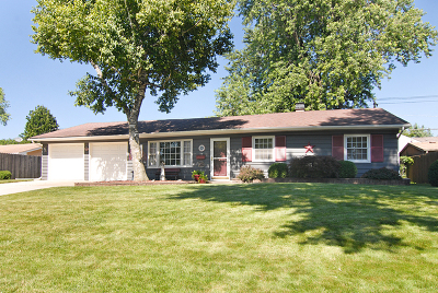 Montgomery Single Family Home Contingent: 74 Marnel Road