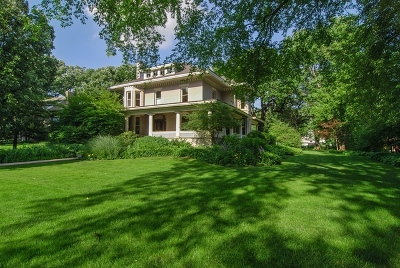 Oak Park Single Family Home For Sale: 400 Forest Avenue