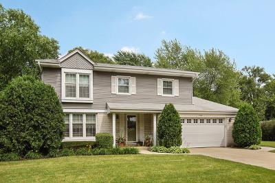 Northbrook Single Family Home New: 1343 Christina Lane