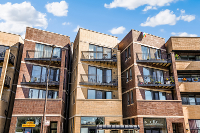 Condo/Townhouse For Sale: 2806 West Chicago Avenue #2