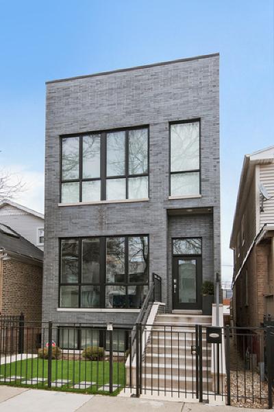 Single Family Home For Sale: 2067 North Oakley Avenue