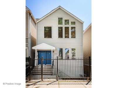 Multi Family Home For Sale: 2449 North Marshfield Avenue
