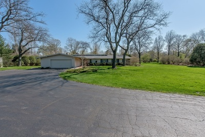 Northbrook Single Family Home For Sale: 1820 South Lane