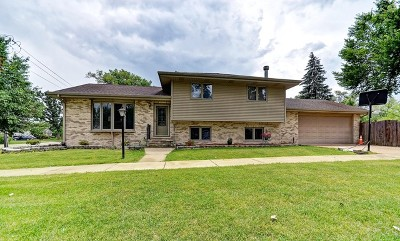 Oak Forest Single Family Home For Sale: 15600 Lamon Avenue