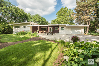 Lisle Single Family Home For Sale: 4224 Evergreen Drive