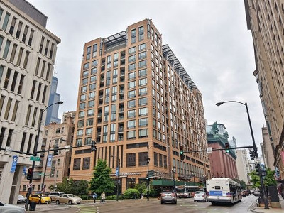 Condo/Townhouse Price Change: 520 South State Street #605