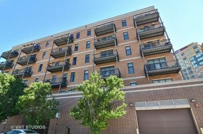 Chicago Condo/Townhouse For Sale: 725 North Aberdeen Street #209