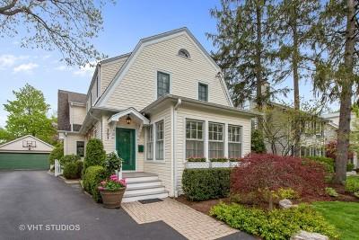 Winnetka Single Family Home For Sale: 797 Walden Road