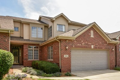 Frankfort Condo/Townhouse For Sale: 7476 East Plank Trail Court