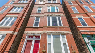 Condo/Townhouse Price Change: 1324 West Huron Street #3F