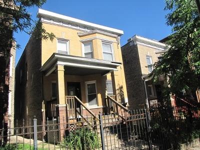 Multi Family Home For Sale: 4857 North Ashland Avenue
