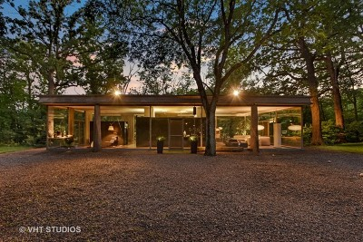 Olympia Fields Single Family Home For Sale: 20841 Oak Lane Drive