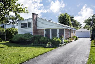 Highland Park Single Family Home For Sale: 1347 Ferndale Avenue