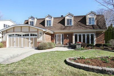 Libertyville Single Family Home For Sale: 626 Downing Road