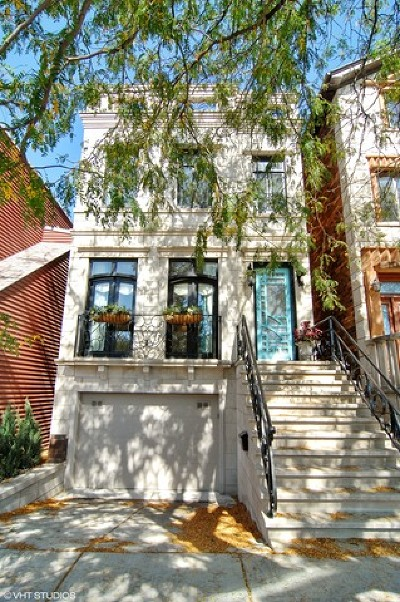Single Family Home For Sale: 2556 West Huron Street