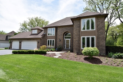 St. Charles Single Family Home For Sale: 409 Hunt Club Drive