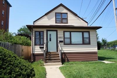 Evanston Multi Family Home For Sale: 1607 Emerson Street