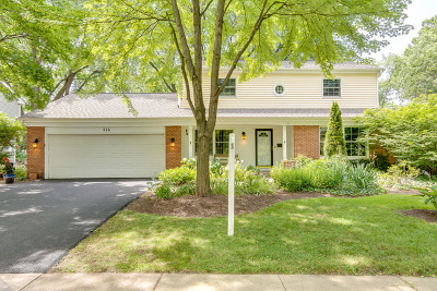 Naperville Single Family Home New: 116 East 14th Avenue