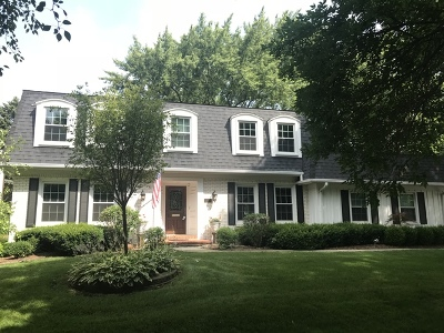 Naperville Single Family Home For Sale: 1321 Royal St George Drive