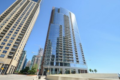 Condo/Townhouse For Sale: 450 East Waterside Drive #1604