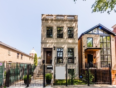 Wicker Park, Bucktown Single Family Home For Sale: 1833 North Honore Street
